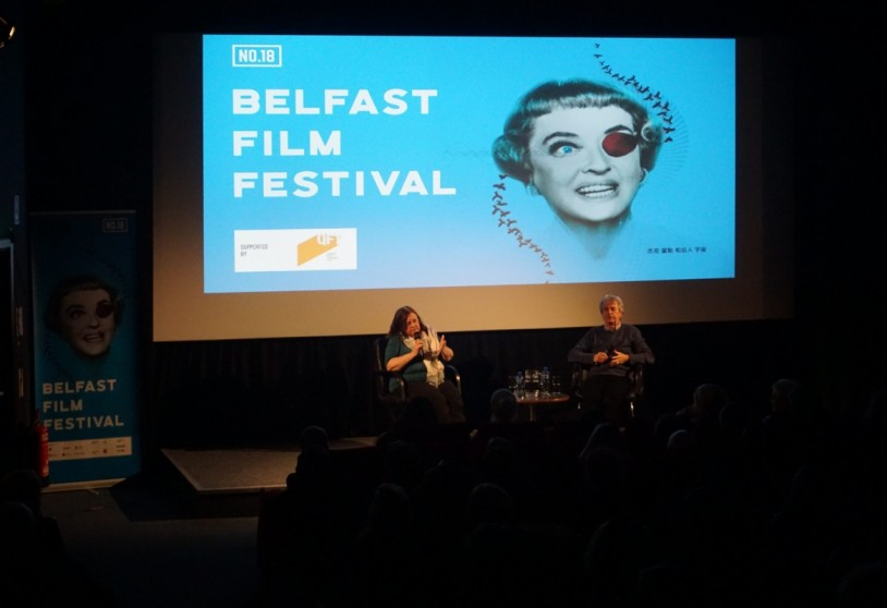 Bernadette McAliskey in conversation with Bill Rolston