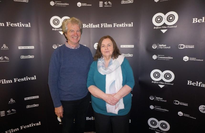 Bernadette McAliskey and Bill Rolston