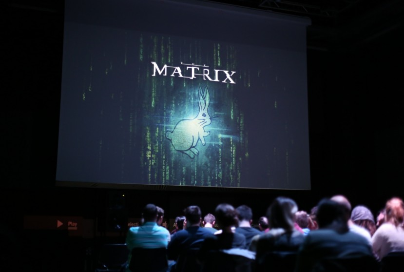 The Matrix in the Sonic Arts Research Lab
