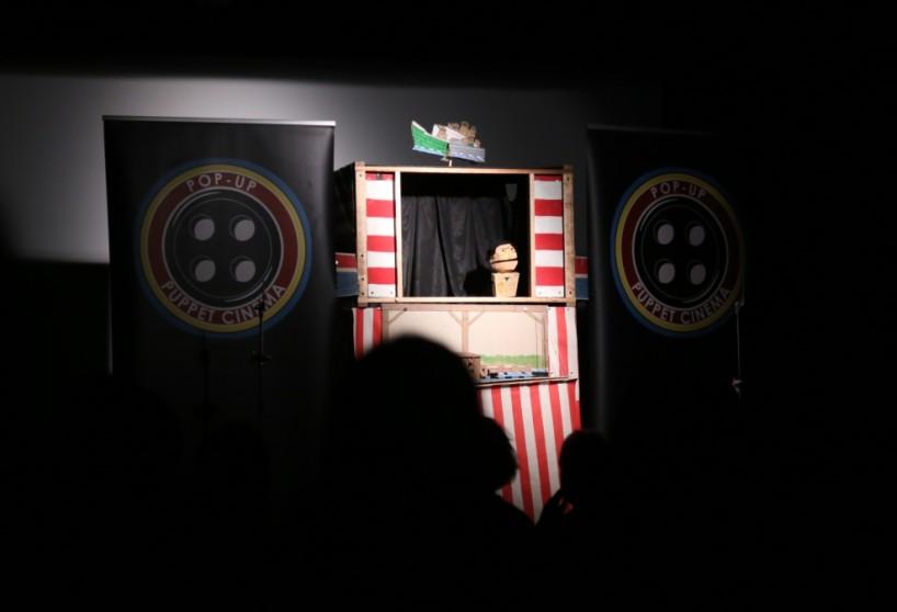Pop Up Puppet Theatre