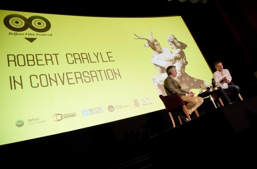 Robert Carlyle: In Conversation