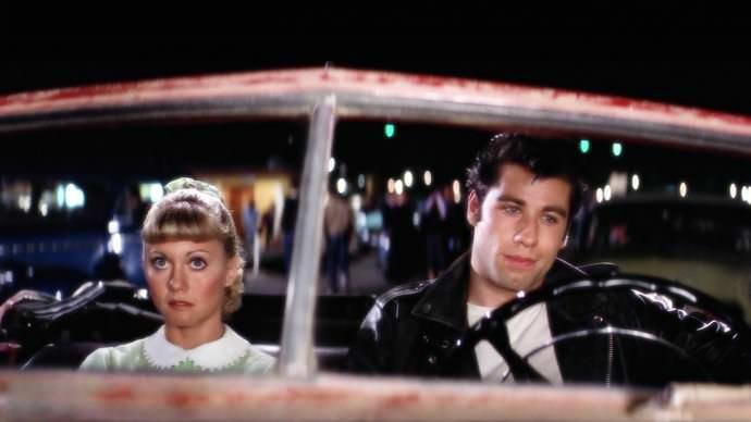 grease drive in movie carrickfergus