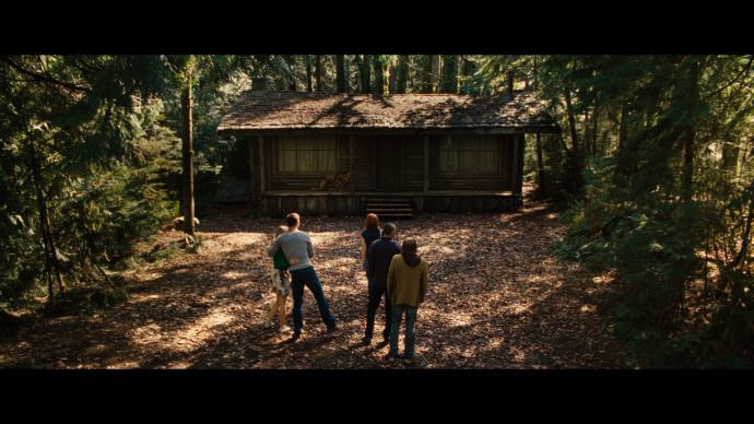 Cabin in the woods full film