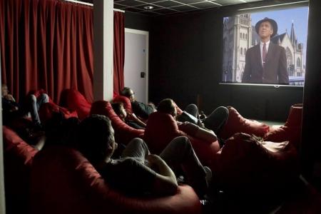 Beanbag Cinema