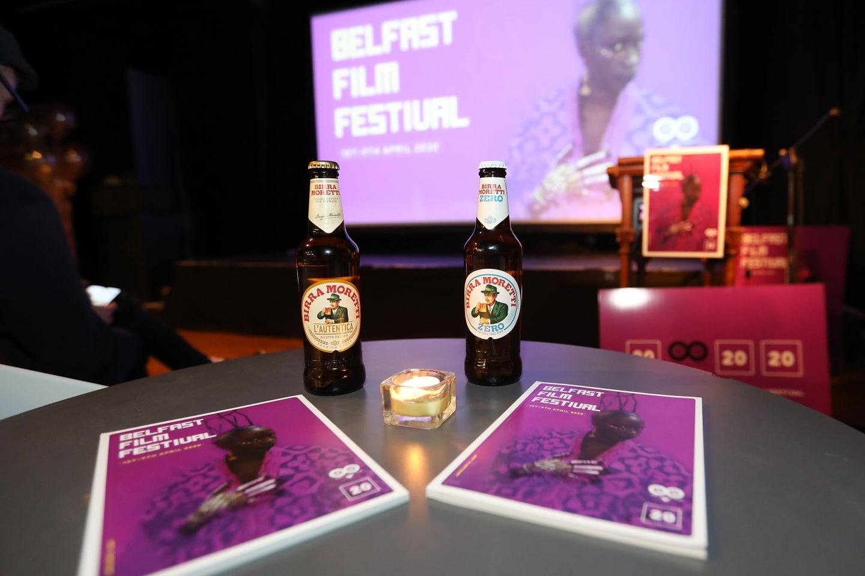Belfast Film Festival Launch 050320jc13