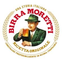 Birra Moretti Logo 2015