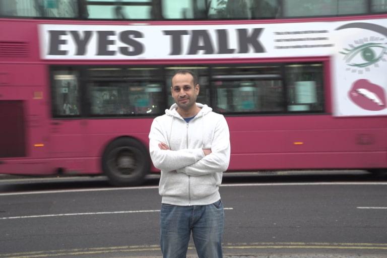 Eyes Talk Image